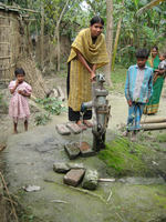 WaSH program in Rural Bangladesh